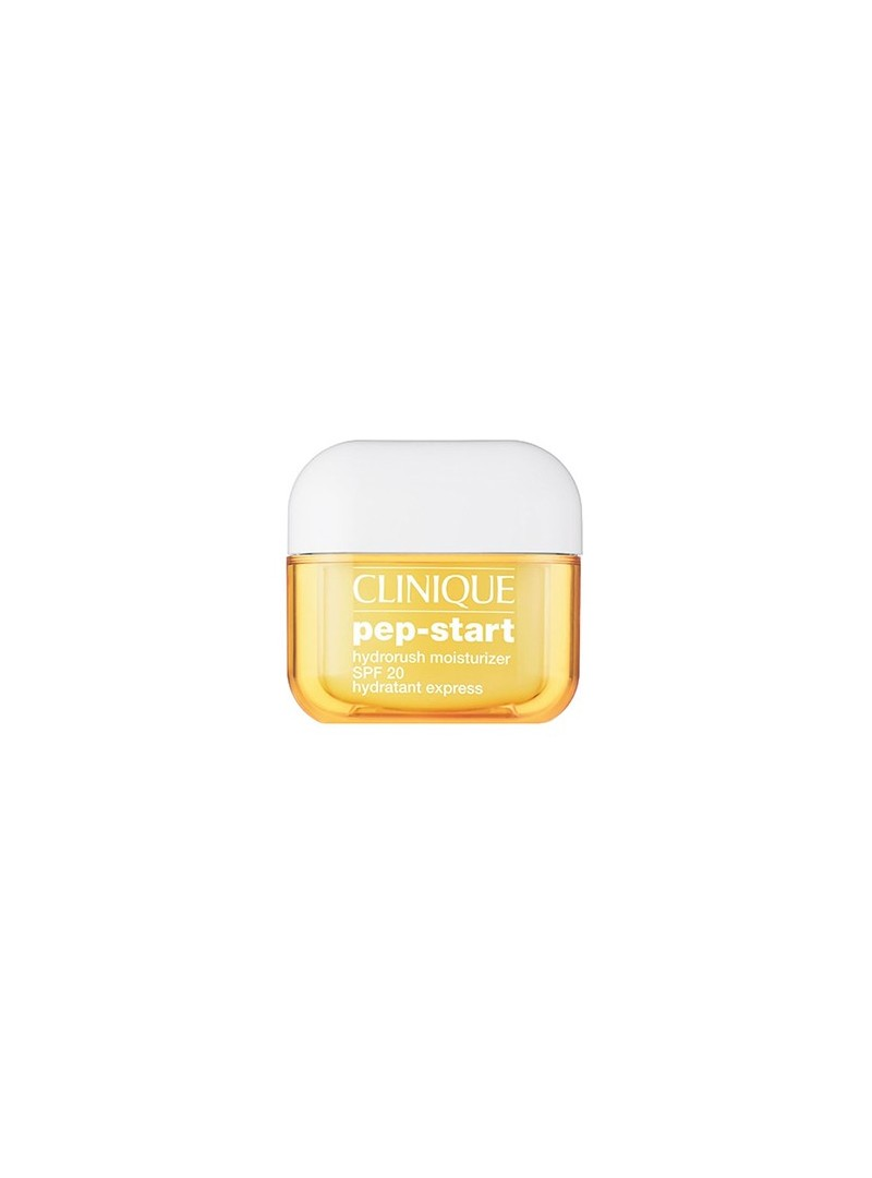 Clinique Pep-Start Hydrorush Moisturizer Spf20  30ml