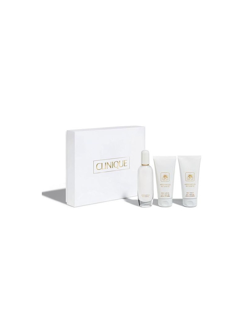 Clinique Aromatics in White Parfüm Seti