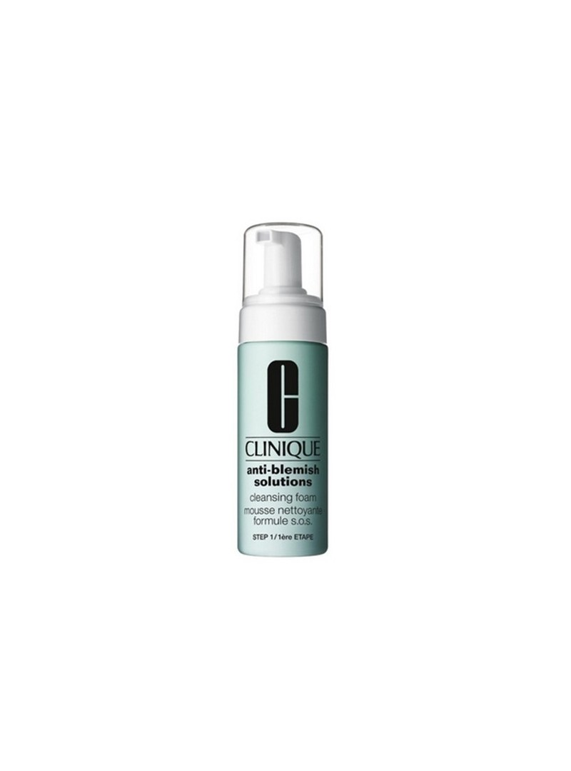 Clinique Anti Blemish Solutions Antibacterial Cleansing Foam 125ml