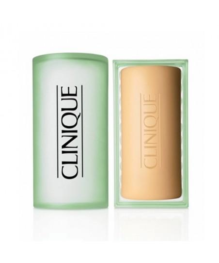 Clinique Facial Soap Oily Skin Formula With Soap Dish 100gr - Temizleyici Sabun