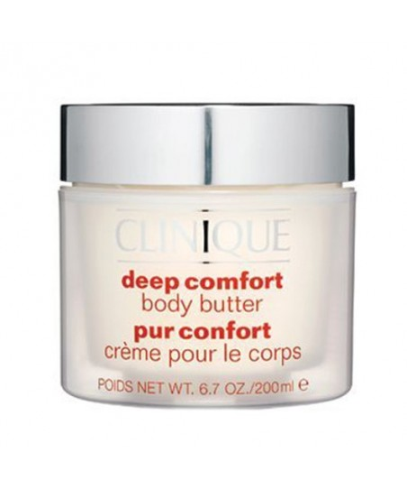 Clinique Deep Comfort Body Butter 200ml - Vücut Kremi
