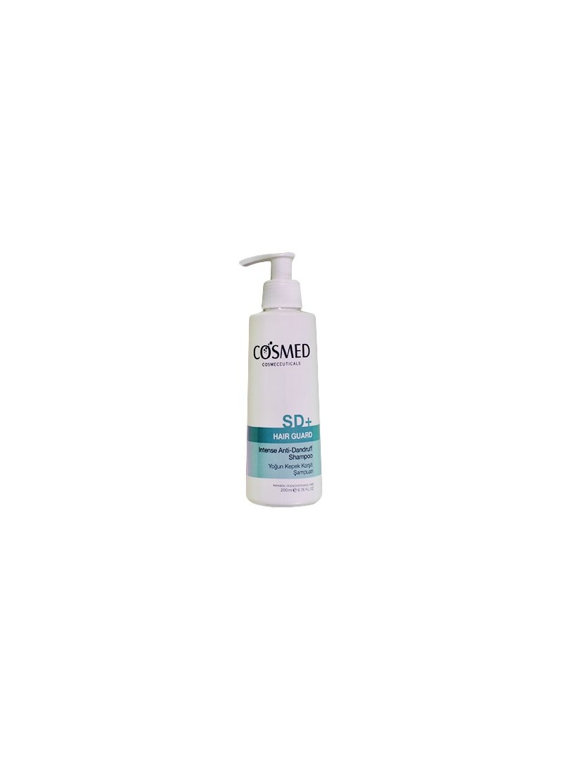Cosmed SD Hair Guard İntense Anti-Dandruff 200ml