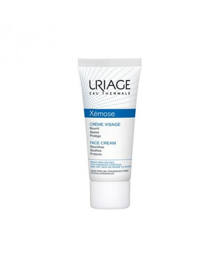 Uriage Xemose Face Cream 40ml - Nemlendirici Yüz Kremi