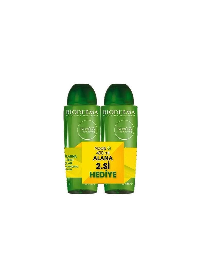 Bioderma Node G Şampuan 400 ml Alana 2.HEDİYE