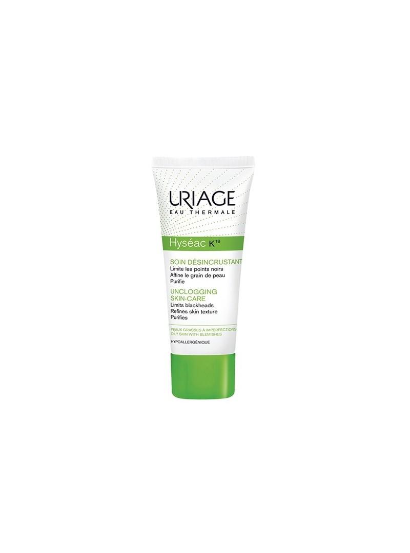Uriage Hyseac K18 40ml -  Bakım Kremi