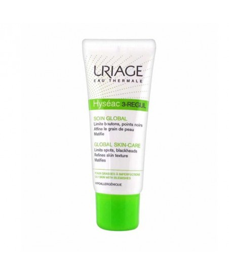 Uriage Hyseac 3-Regul Global Skin Care 40ml - Leke Kremi
