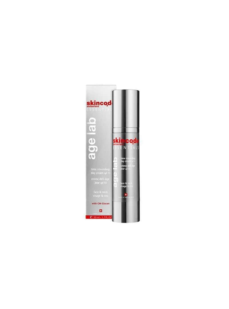Skincode Age Lab Time Rewinding Day Cream Spf15 50ml - Gündüz Kremi