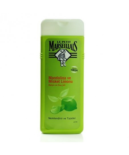 Le Petit Marseillais Mandalina ve Misket Limonu Banyo ve Duş Jeli 400ml