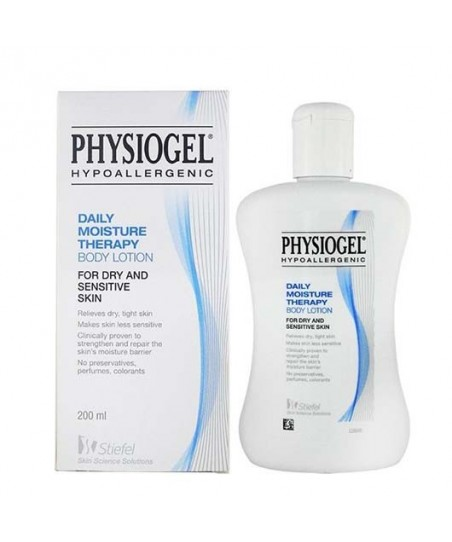 Physiogel Daily Moisture Therapy Body Lotion 200 ml - Nemlendirici Vücut Losyonu