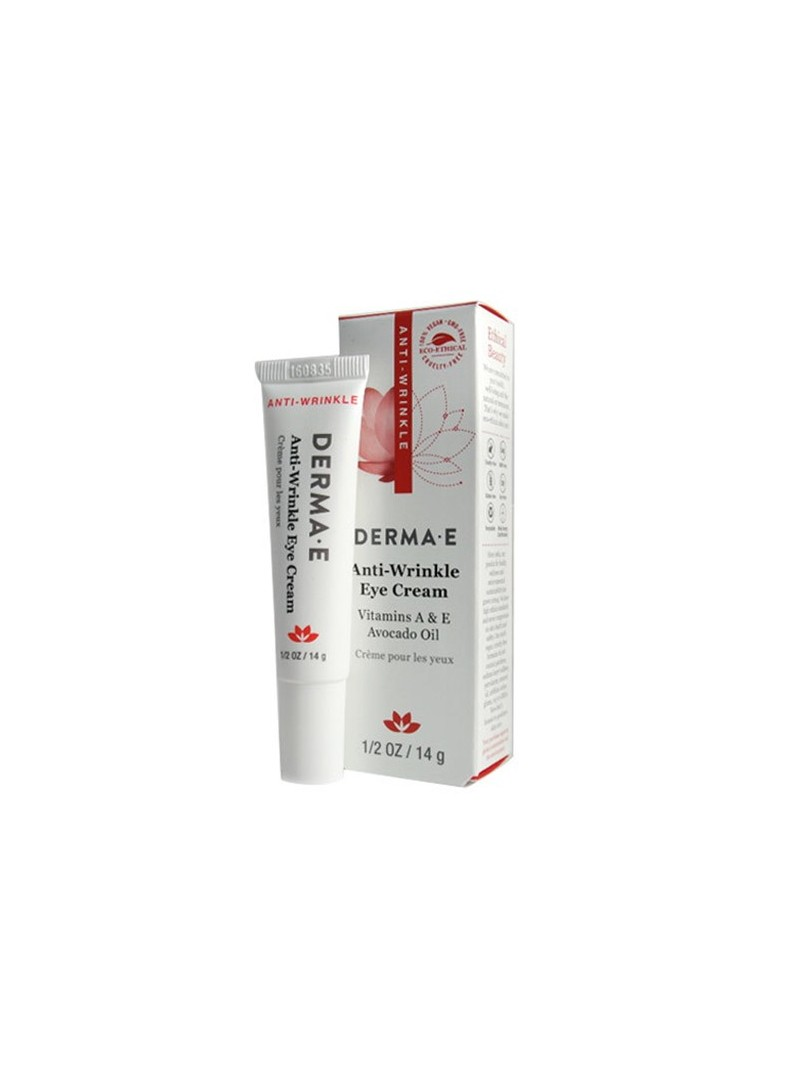 Dema E Anti Wrinkle Vitamin A Eye Creme 14 g