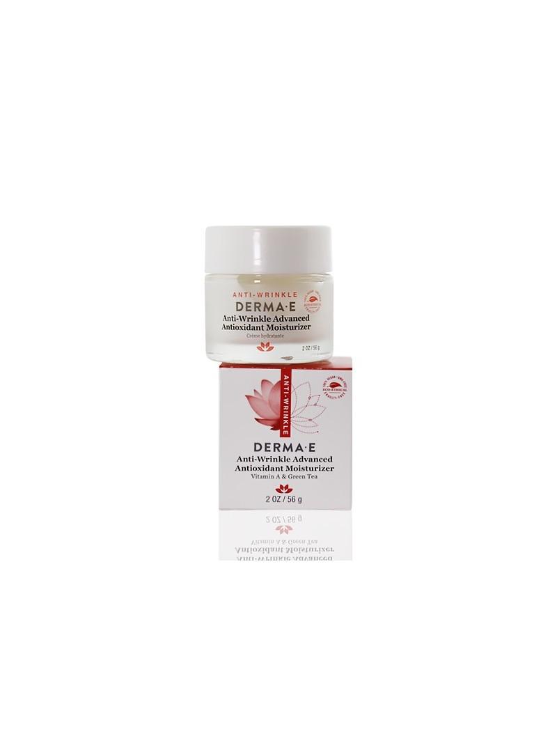 Derma E Anti-Wrinkle Vitamin A & Green Tea Advanced Creme 56 g - Kırışıklık Karşıtı Krem