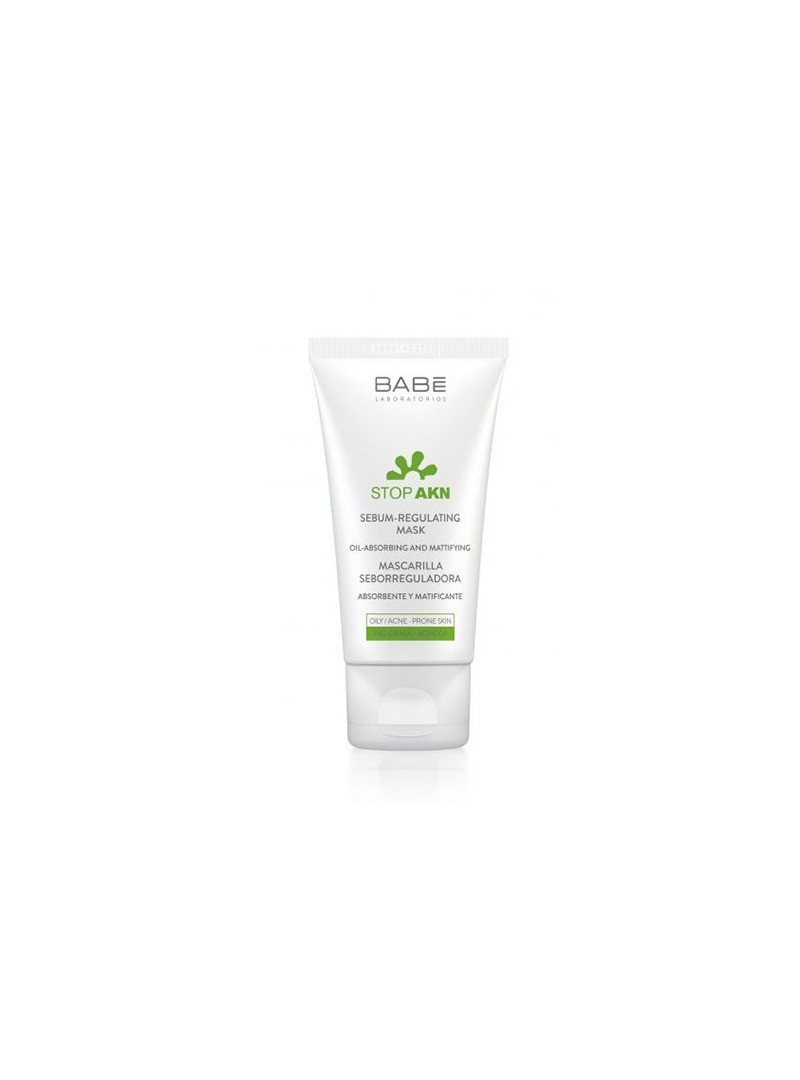 Babe Stop Akn Sebum-Regulating Mask 50 ml