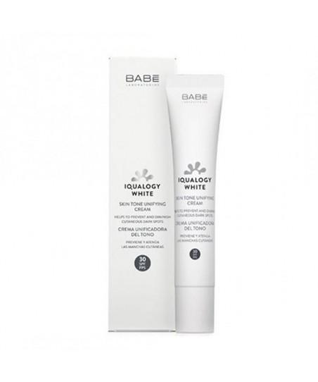 Babe Iqualogy White Skin Tone Unifying Cream Spf30 50ml