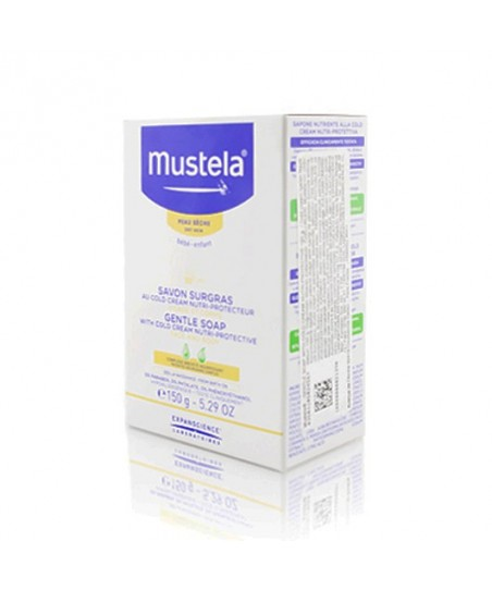 Mustela Mild and Rich Soap With Cold Cream  150 gr