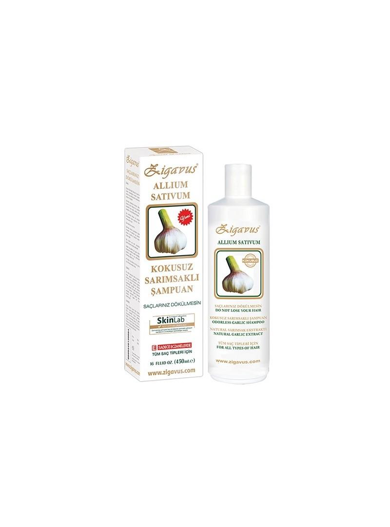 Zigavus Kokusuz Sarımsak Ekstraklı Şampuan 450ml