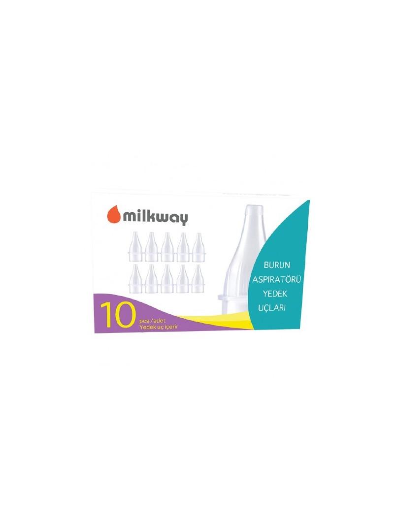 Milkway Burun Aspiratörü Yedek Uç 10adet