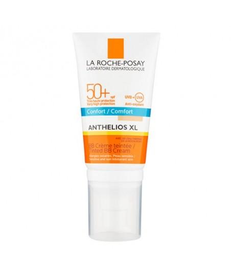 La Roche Posay Anthelios XL SPF 50+ BB Comfort Tinted Cream 50 ml - Güneş Koruyucu BB Krem