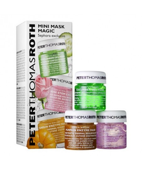 Peter Thomas Roth Mini Mask Magic Kit - Mini Cilt Bakım Maske Kiti