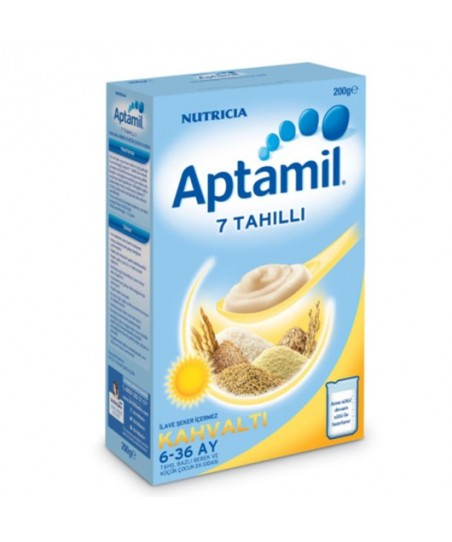 Aptamil 7 Tahıllı Kahvatı 200gr