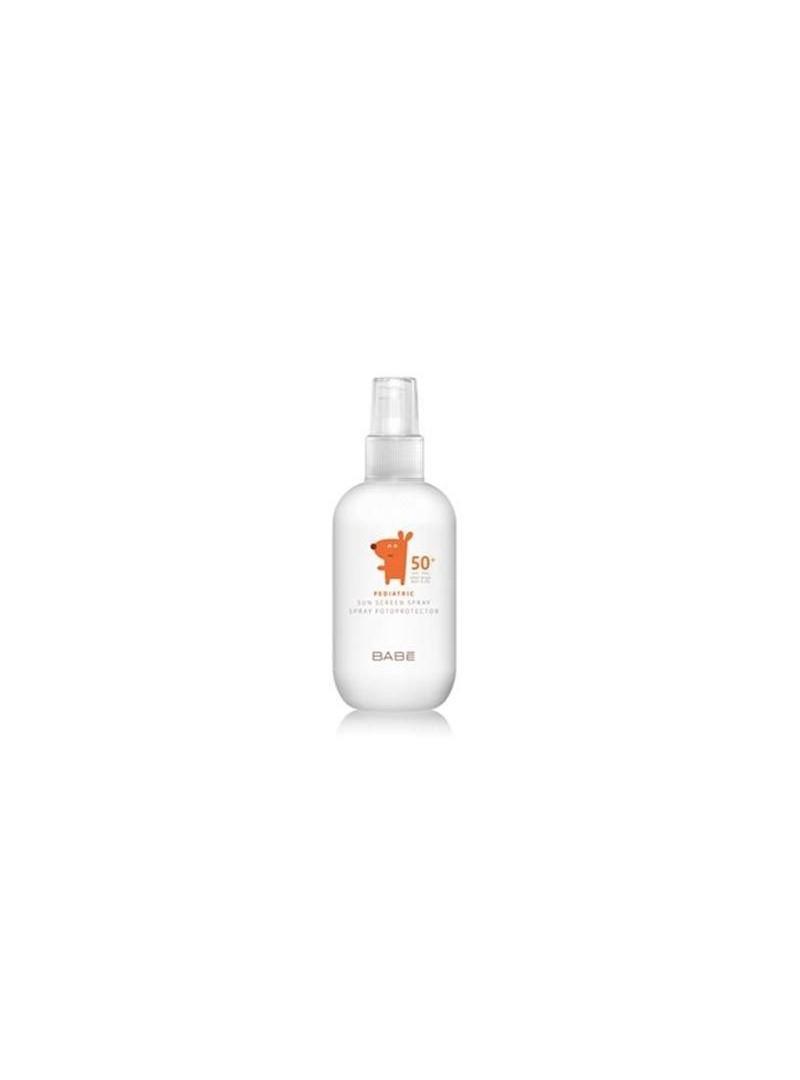 Outlet - Babe Pediatrik Güneş Koruyucu SPF50+ Sprey 200 ml