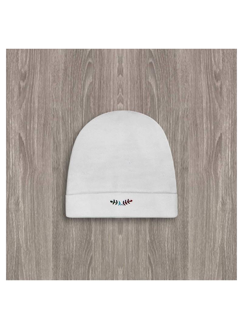Bahar Bebe Ekru Şapka