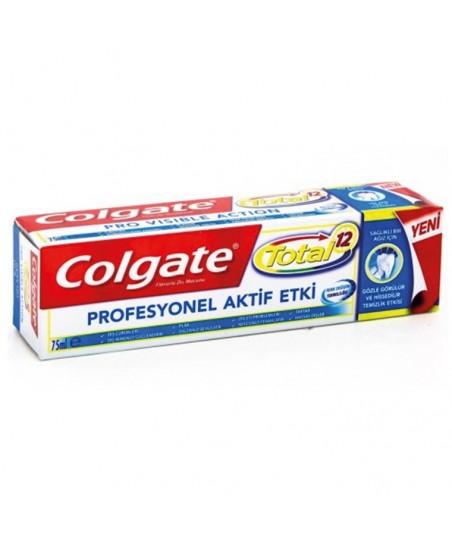 Colgate Total Professional Aktif Etki Diş Macunu 75 ml