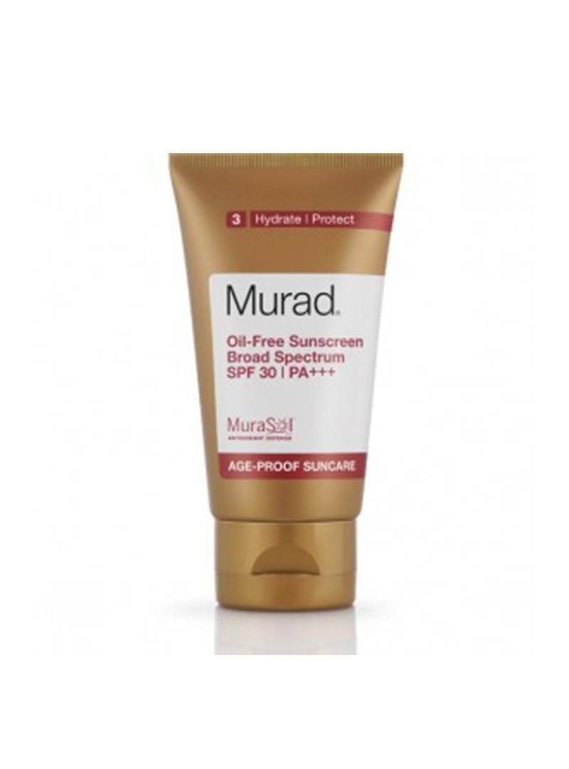 Dr. Murad Oil-Free Sunblock SPF 15 Sheer Tint