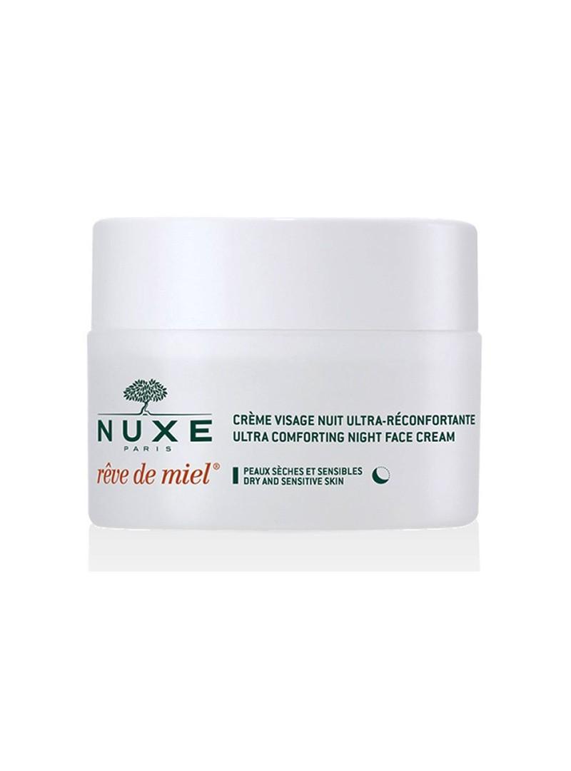 Nuxe Reve De Miel Crem Visage Ultra Reconfortante Nuit 50ml