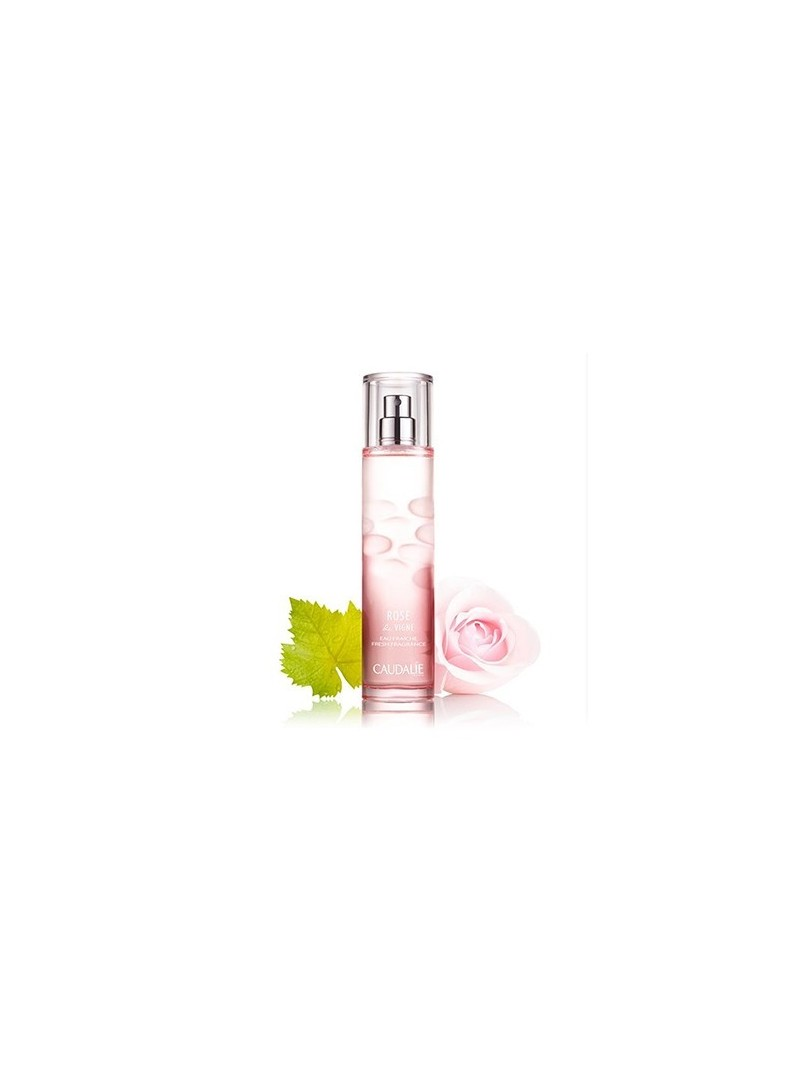 PROMOSYON - Caudalie Rose de Vigne Gül Aromalı Parfüm 50ml
