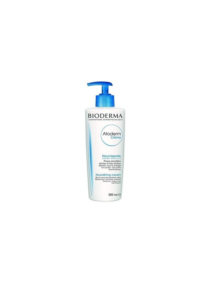 PROMOSYON - Bioderma Atoderm Cream 500 ml