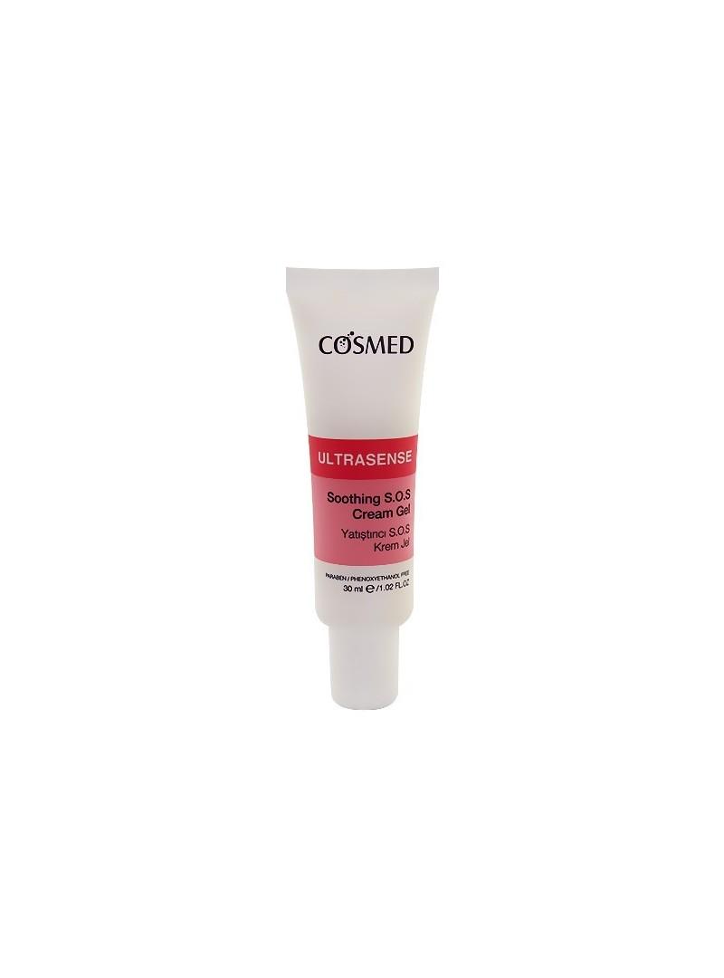 PROMOSYON - Cosmed Ultrasense Soothing S.O.S Cream Gel 30ml