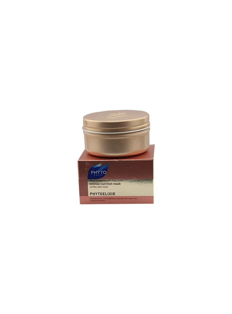 PROMOSYON - Phyto Phytoelixir İntense Nutrition Mask  50 ML