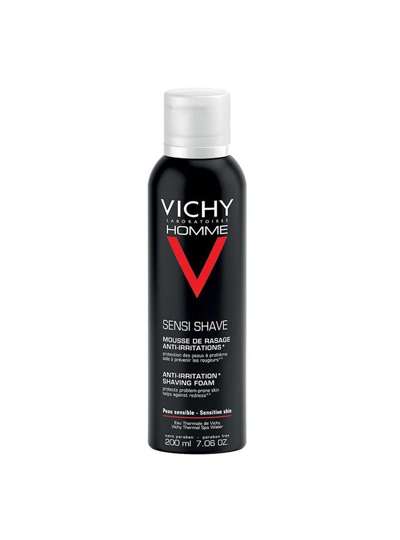 Vichy Homme Shaving Foam 200ml