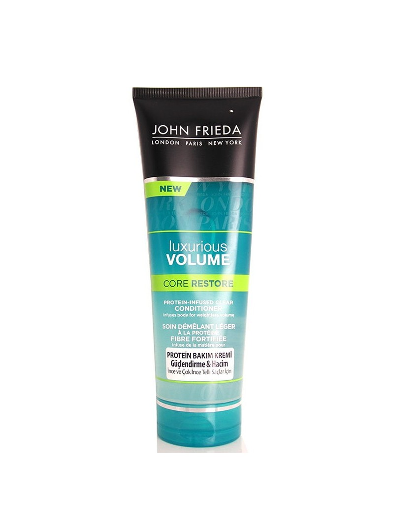 John Frieda Core Restore Protein-Infused Clear Conditioner 250ml