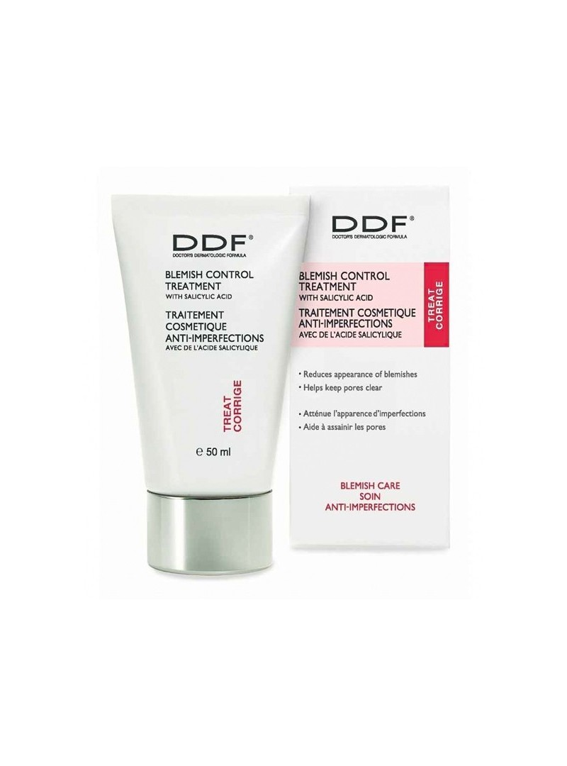DDF Acne Control Treatment 48 ml (Salicylic Acid Acne Medication)