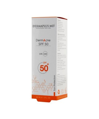 OUTLET - DermaPlus MD Dermacne SPF 50 - 60ml