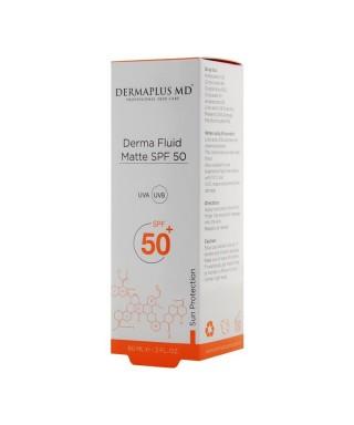 OUTLET - DermaPlus MD Derma Fluid Matte SPF50 - 60ml