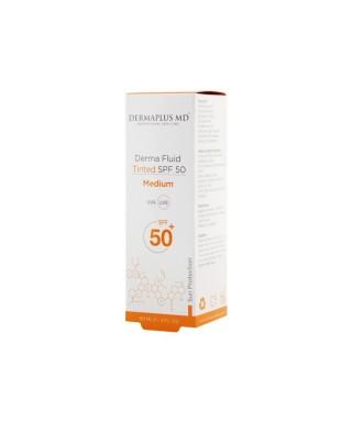 OUTLET - DermaPlus MD Derma Fluid Tinted SPF 50