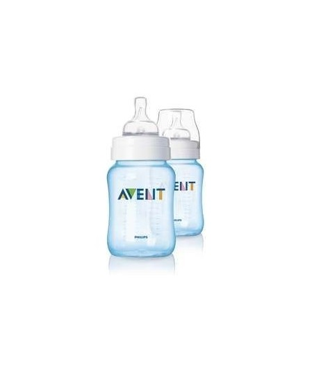 Philips Avent Biberon 260ml 2'li Mavi