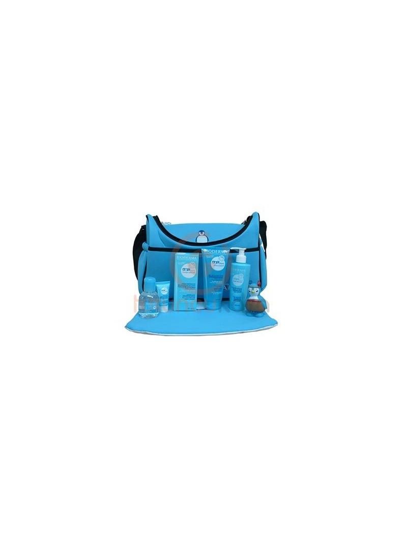 Bioderma ABCDerm Çanta, Alt Değiştirme Pedi ve Oyuncak Hediyeli Set