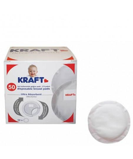 Kraft Jelli Göğüs Pedi (50'li)