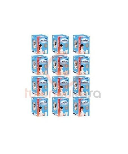 Milupa Lactamil 600 gr Emziren Anneler İçin Sütlü İçecek 12'Li Fırsat Paketi La Roche Posay Eau Thermal Hediyeli