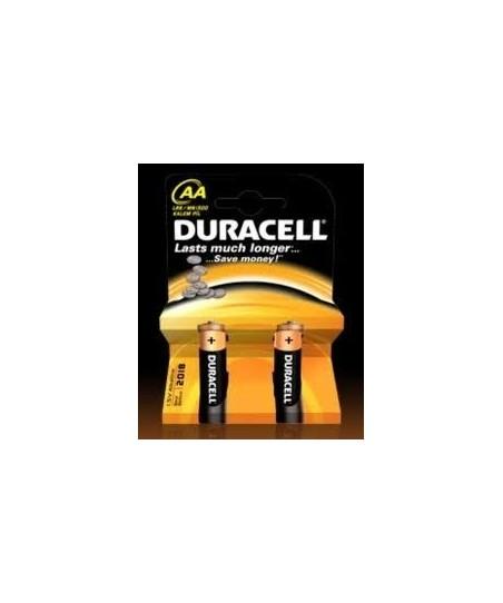 Duracell AA Kalem Pil 1,5 Volt Lr6, MN1500 Alkalin