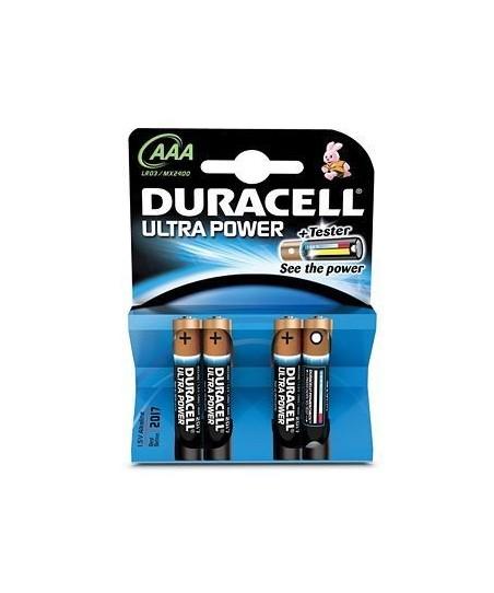 Duracell AAA LR03/MX2400 İnce Kalem Pİl Powercheck