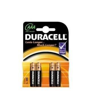 Duracell LR03/MN2400 Alkalin İnce Kalem Pil AAA
