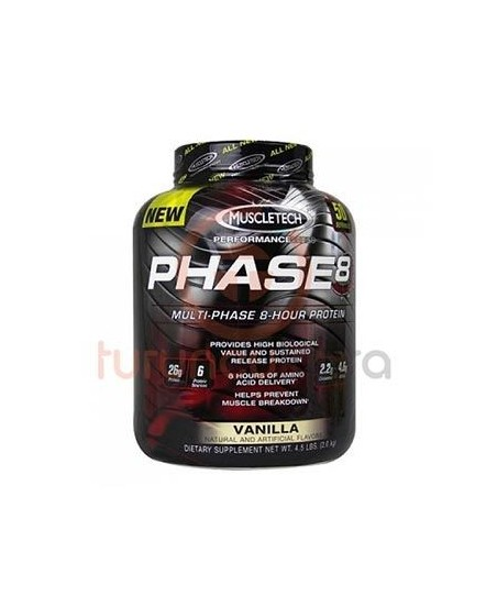 Muscletech Phase 8 Protein 2.1 Kg