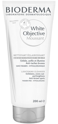 Bioderma White Objective Foaming Gel Moussant 200 ml