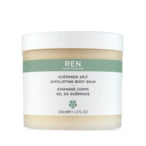 Ren Guerande Salt Exfoliating Body Balm 330 ml