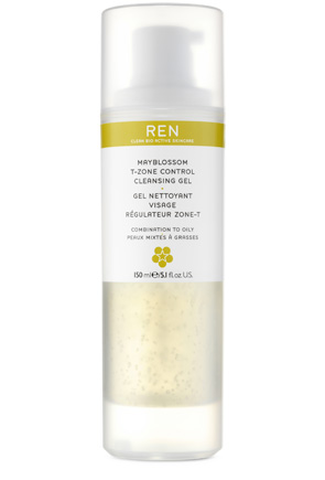 REN Mayblossom T-zone Control Cleansing Gel 150 ml