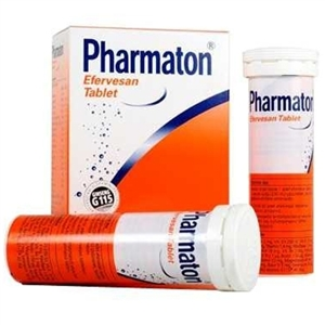 Pharmaton Efervesan Tablet